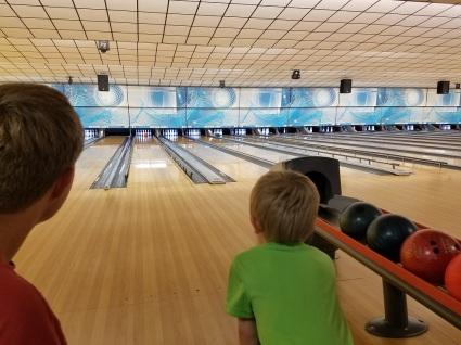 Carter bowling