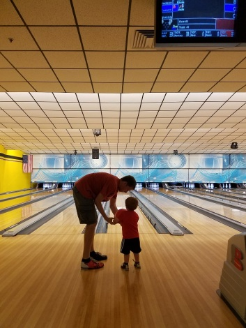 Everett bowling