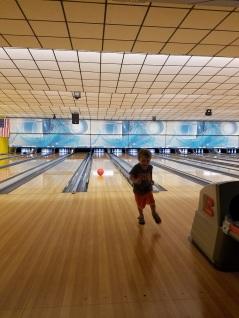 Jackson bowling