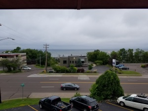 Lake Superior from Days Inn