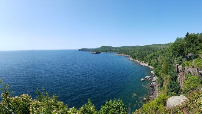 lighthouse panorama
