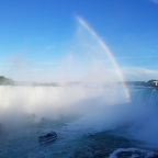 Our Encounter With Niagara Falls