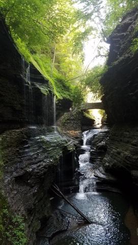 four waterfalls
