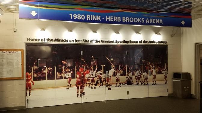 ice rink doors